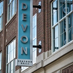Devon Seafood Grill at the Hershey Press Building