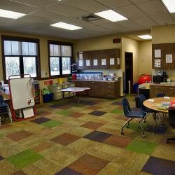 A Vista School Classroom
