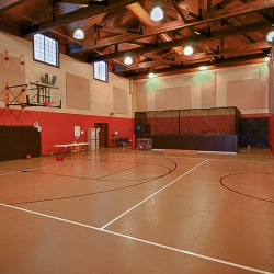 The Vista School Gym