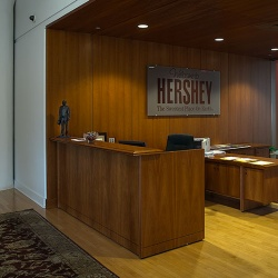 Hershey Entertainment & Resorts Reception