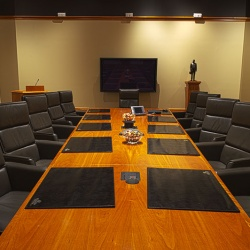 Hershey Entertainment & Resorts Board Room