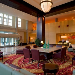 Marriott Convention Center Lobby