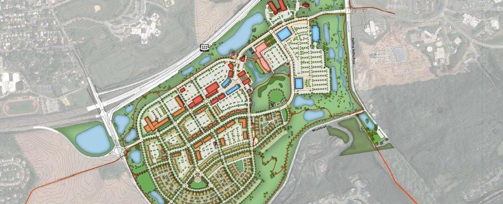 West End Illustrative Plan