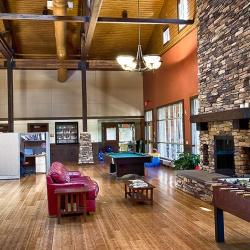 The Vista School Atrium Space