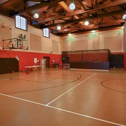 The Vista School Gym