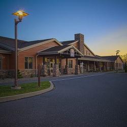 The Vista School Entrance